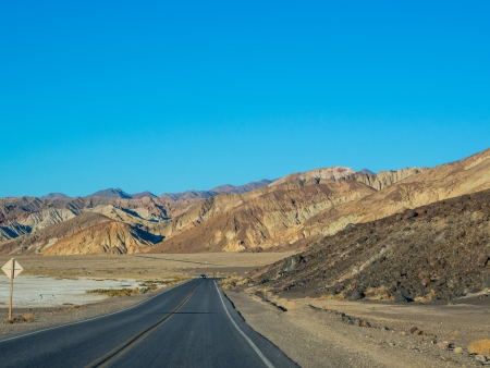 Badwater Road is not only one of the main roads through Death Valley but it is also packed with many of the Parks most popular attractions. photo