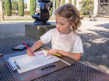 Free family sundays at Cantor Art Center photo