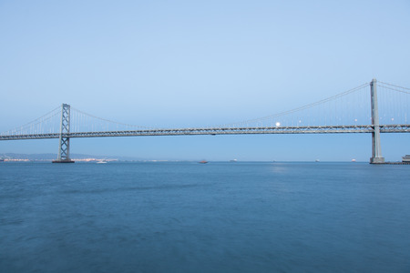 interstate 80: San Francisco–Oakland Bay Bridge is part of Interstate 80 and the direct road route between San Francisco and Oakland.