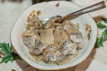jewish cuisine: Pickled herring is a delicacy in Europe, and has become a part of Baltic, Nordic, Dutch, German, Polish (śledzie), Eastern Slavic, Scottish and Jewish cuisine.