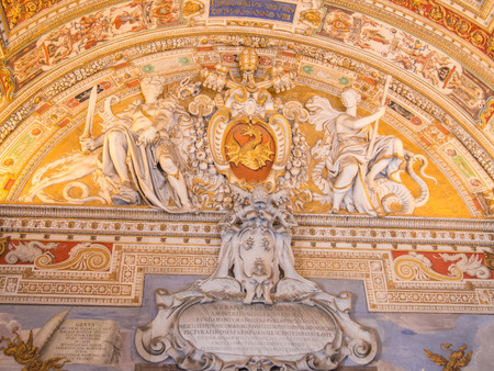 Vatican Museums are the museums of the Vatican City and are located within the citys boundaries. They display works from the immense collection built up by the Roman Catholic Church throughout the centuries including some of the most renowned classical s