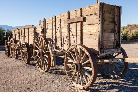 borax: Twenty-mule teams were teams of eighteen mules and two horses attached to large wagons that ferried borax out of Death Valley from 1883 to 1889.