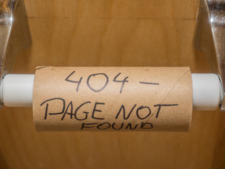 De 404 of Not Found foutmelding is een HTTP-standaard response code die aangeeft dat de cliënt in staat was om te communiceren met de server, maar de server kon niet vinden wat werd gevraagd.