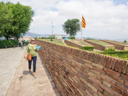 Awesome Montjuïc Castle Is An Old Military Fortress Built On Top Of Montjuïc Gallery
