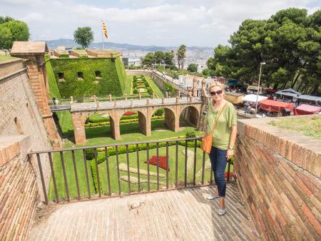 Good Montjuïc Castle Is An Old Military Fortress Built On Top Of Montjuïc Design Inspirations