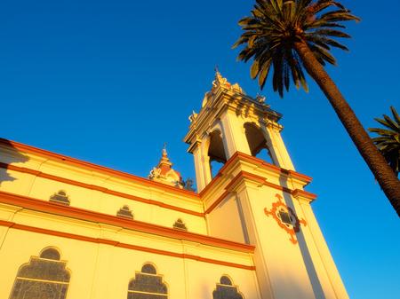 Five Wounds Portuguese National Churchis parish church of the Latin Rite of the Roman Catholic Church in San Jose, California.