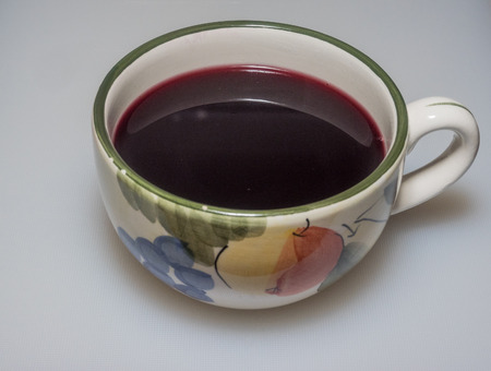 Gluhwein is usually prepared from red wine, heated and spiced with cinnamon sticks, cloves, star aniseed, citrus, sugar and at times vanilla pods.