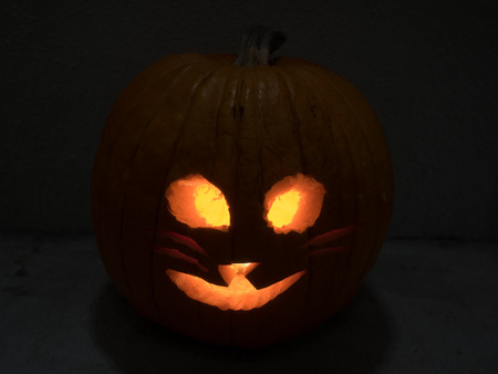 chiefly: Jack-o-lantern is a carved pumpkin, associated chiefly with the holiday of Halloween.