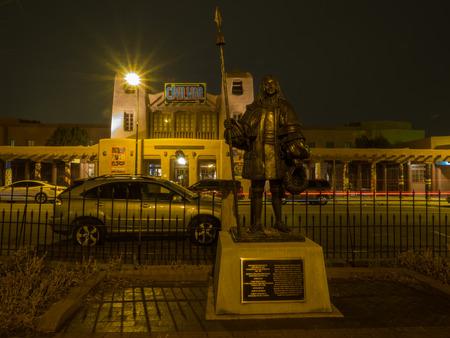 nuevo: Don Diego de Vargas Zapata, was a Spanish Governor of the New Spain territory of Santa Fe de Nuevo Mexico