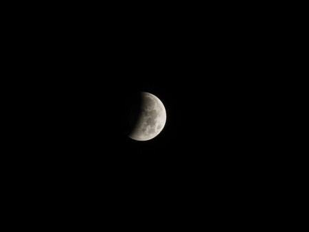 when: Lunar eclipse occurs when the Moon passes directly behind the Earth into its umbra (shadow).