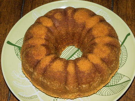 spongy: Babka is a spongy, brioche-like cake made mainly in Eastern Europe. It is traditionally baked for Easter Sunday.