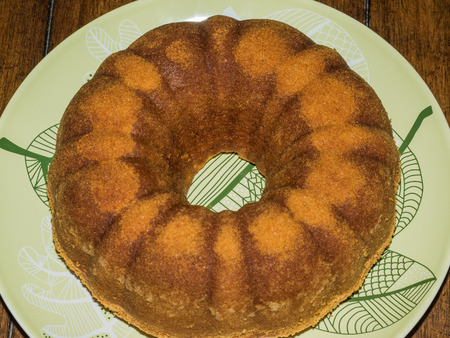 Babka is a spongy, brioche-like cake made mainly in Eastern Europe. It is traditionally baked for Easter Sunday. photo