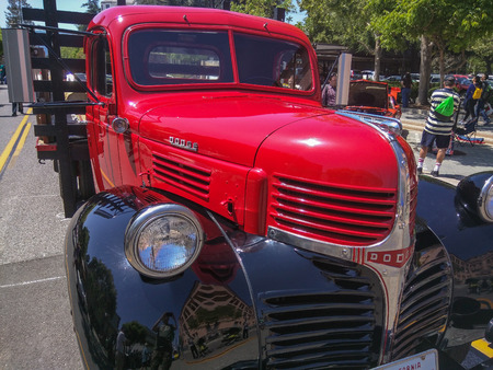 MOUNTAIN VIEW CA  MAY 23: 19th Annual A La Carte  Art Festival on May 23 2015 in Mountain View.