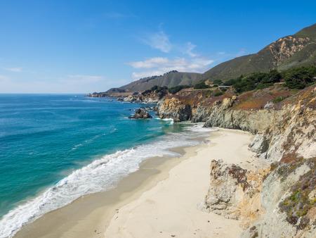 Big Sur beack california