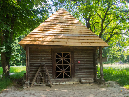 upland: Lublin Open Air Village Museum features architectural monuments that represent the regions of Podlachia, the Lublin Polesia, the Vistula Region, Roztocze, the Lublin Upland and Lublin Land.