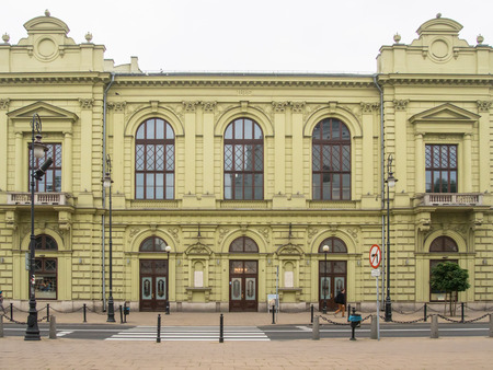 Julius Osterwa Theatre is located in one of the three oldest theatre building in Poland. Editorial