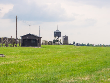 extermination: German concentration and extermination camp established on the outskirts of the city of Lublin during the German occupation of Poland in World War II.