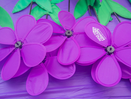 health care funding: SAN JOSE, CAUSA - October 10, 2015: San Jose Walk to End Alzheimer's is a part the world's largest event to raise awareness and funds for Alzheimer's care, support and research.
