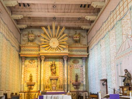 san miguel arcangel: Misi�n de San Miguel Arc�ngel es una misi�n espa�ola en San Miguel, San Luis Obispo County, California. Editorial