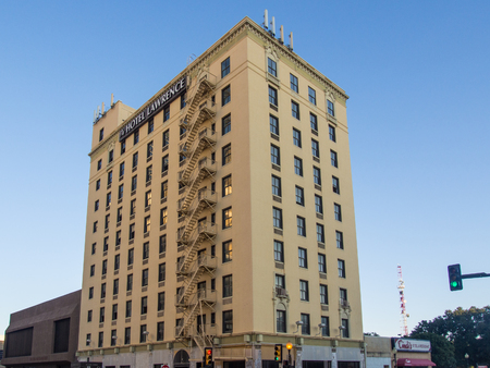west end: Hotel Lawrence Dallas is conveniently located downtown next to the central business district, adjacent to the Historic West End