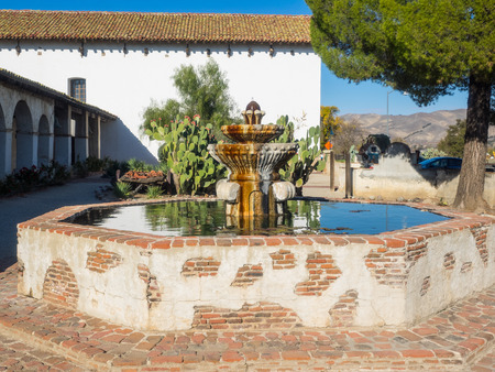 san miguel arcangel: Mission San Miguel Arcangel is a Spanish mission in San Miguel, San Luis Obispo County, California.