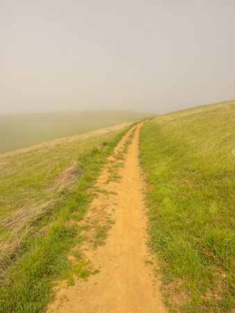 Russian Ridge Open Space Preserve is a regional park located in the Santa Cruz Mountains in San Mateo County, California along the San Francisco Peninsula. Reklamní fotografie