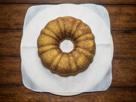 spongy: Babka is a spongy yeast cake that is traditionally baked for Easter Sunday in Poland, Belarus, Ukraine and Western Russia