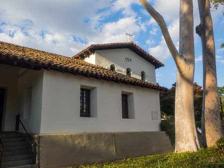luis: Mission San Luis Obispo de Tolosa is a Spanish mission founded in 1772 by Father Junípero Serra in the present-day city of San Luis Obispo, California. Editorial