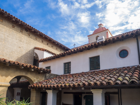 Mission Santa Barbara is a Spanish mission founded by the Franciscan order near present-day Santa Barbara, California. Editorial