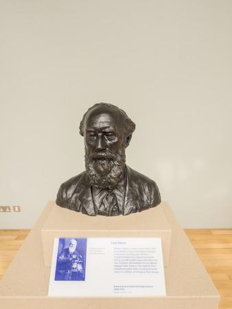 kelvin: William Thomson, 1st Baron Kelvin was a Scotch-Irish mathematical physicist and engineer.
