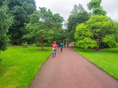 Royal Botanic Garden Edinburgh (RBGE) is a scientific centre for the study of plants, their diversity and conservation, as well as a popular tourist attraction. Editorial