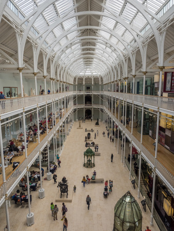 scottish culture: National Museums of Scotland incorporates the collections relating to Scottish antiquities, culture and history and collections covering science and technology, natural history, and world cultures.