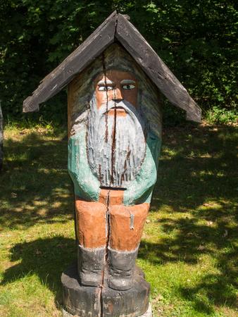 wielkopolska: Museum of Folk Culture in Osiek by the river Notec is open-air museum in Poland, presents the folk culture of northern Wielkopolska.