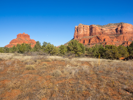 Courthouse Butte is a butte just north of the Village of Oak Creek, Arizona, south of Sedona in Yavapai County.