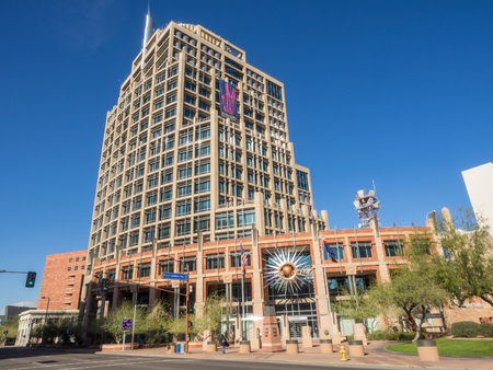 Phoenix City Hall is the city hall for the City of Phoenix, Arizona, United States. Editorial