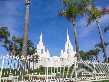 lds: San Diego California Temple is temple of The Church of Jesus Christ of Latter-day Saints. Located near the La Jolla community of San Diego,