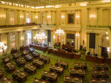 California State Assembly is the lower house of the California State Legislature. Editorial