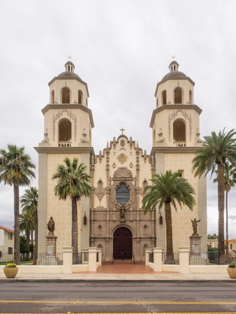 Cathedral of Saint Augustine is the mother church of the Roman Catholic Diocese of Tucson.