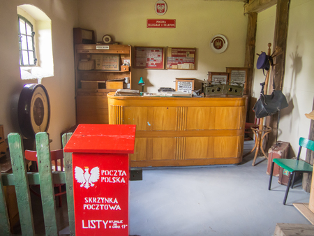 Regional Education Center in Mniszki presents old household appliances and workshops of disappearing professions.