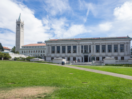 Doe Memorial Library is the main library of the UC Berkeley Library System.
