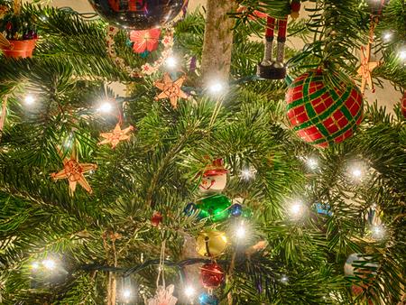 Sherlock holmes christmas tree ornament decoration silhouette