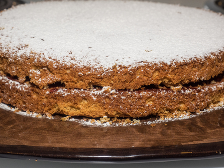 Victoria sponge cake was named after Queen Victoria, who was known to enjoy a slice of the sponge cake with her afternoon tea.
