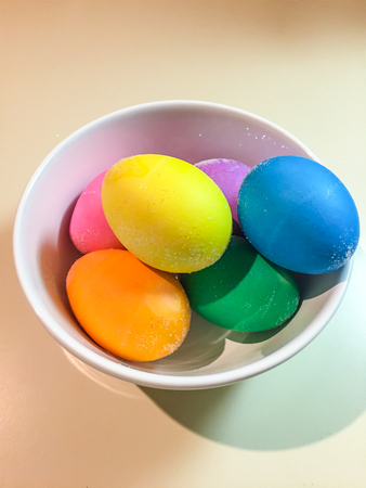 Easter eggs are decorated eggs that are usually used as gifts on the occasion of Easter.