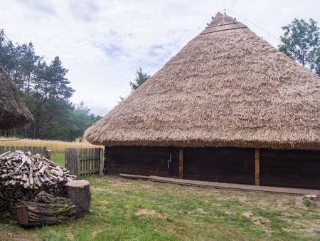Museum of the First Piast at Lednica is a multi-branch museum presenting relics of stone palace and sacral architecture as well as wooden buildings of the village.