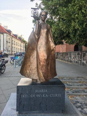 Il Museo Maria Sklodowska-Curie è un museo a Varsavia, in Polonia, dedicato alla vita e all'opera del due volte premio Nobel polacco. Editoriali