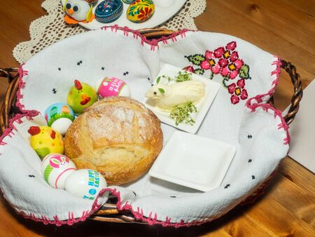 Swieconka meaning the blessing of the Easter baskets, is one of the most enduring and beloved Polish traditions on Holy Saturday. The tradition of food blessing at Easter
