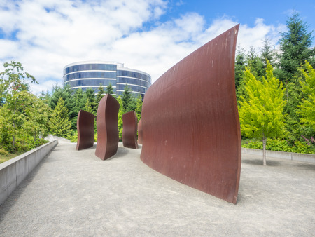 Olympic Sculpture Park, created and operated by the Seattle Art Museum, is a park, free and open to the public, in Seattle, Washington