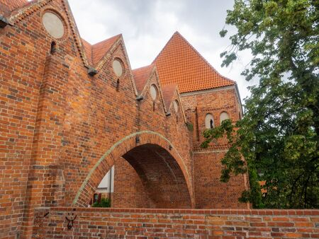Torun Castle or Thorn Castle is a 13th- or 14th-century castle of the Teutonic Order. The Castle is part of the Medieval Town of Torun, one of the World Heritage Sites in Poland.