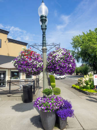 Lynden is the second largest city in Whatcom County, Washington, United States. Imagens