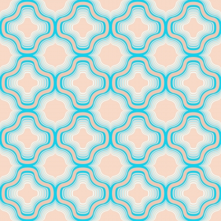 blue and beige abstract pattern